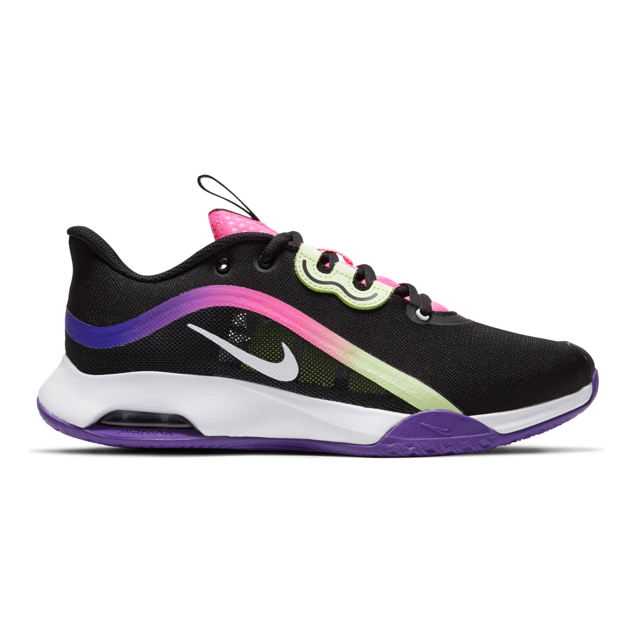 buy Nike Air Max Volley All Court Shoe Women - Black ...