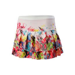Horizon Pleat Tier Skirt