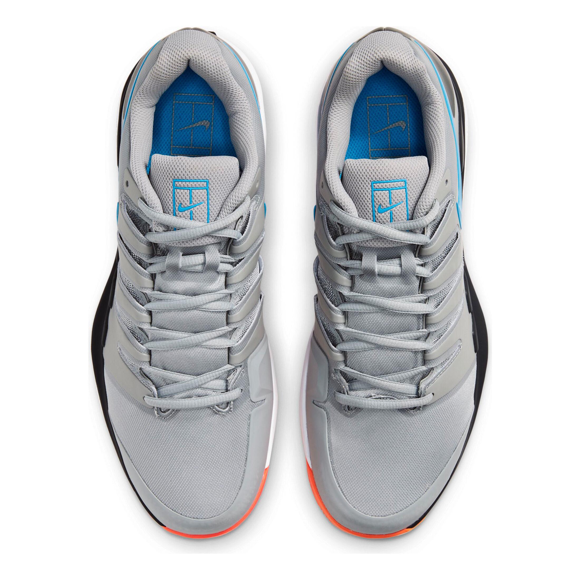 buy Nike Air Zoom Vapor X Clay Court Shoe Men - Grey, Blue online ...