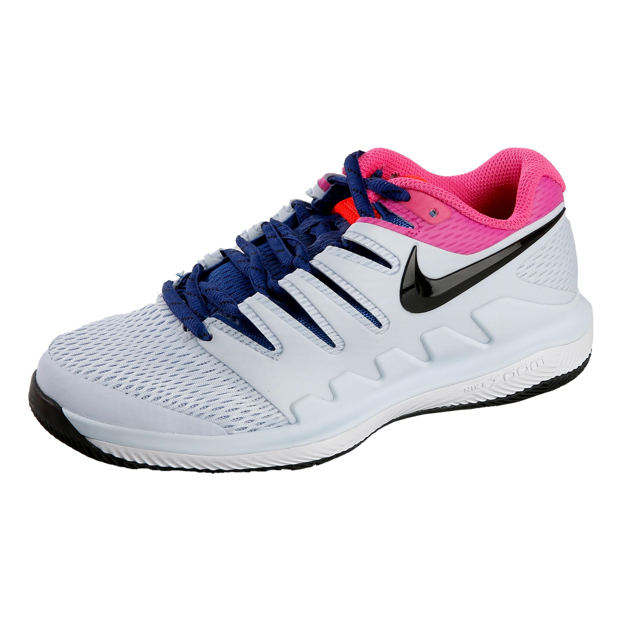 buy Nike Air Zoom Vapor X All Court Shoe Kids - Light Blue, Blue ...