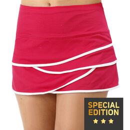 Pindot Scallop Skirt SMU