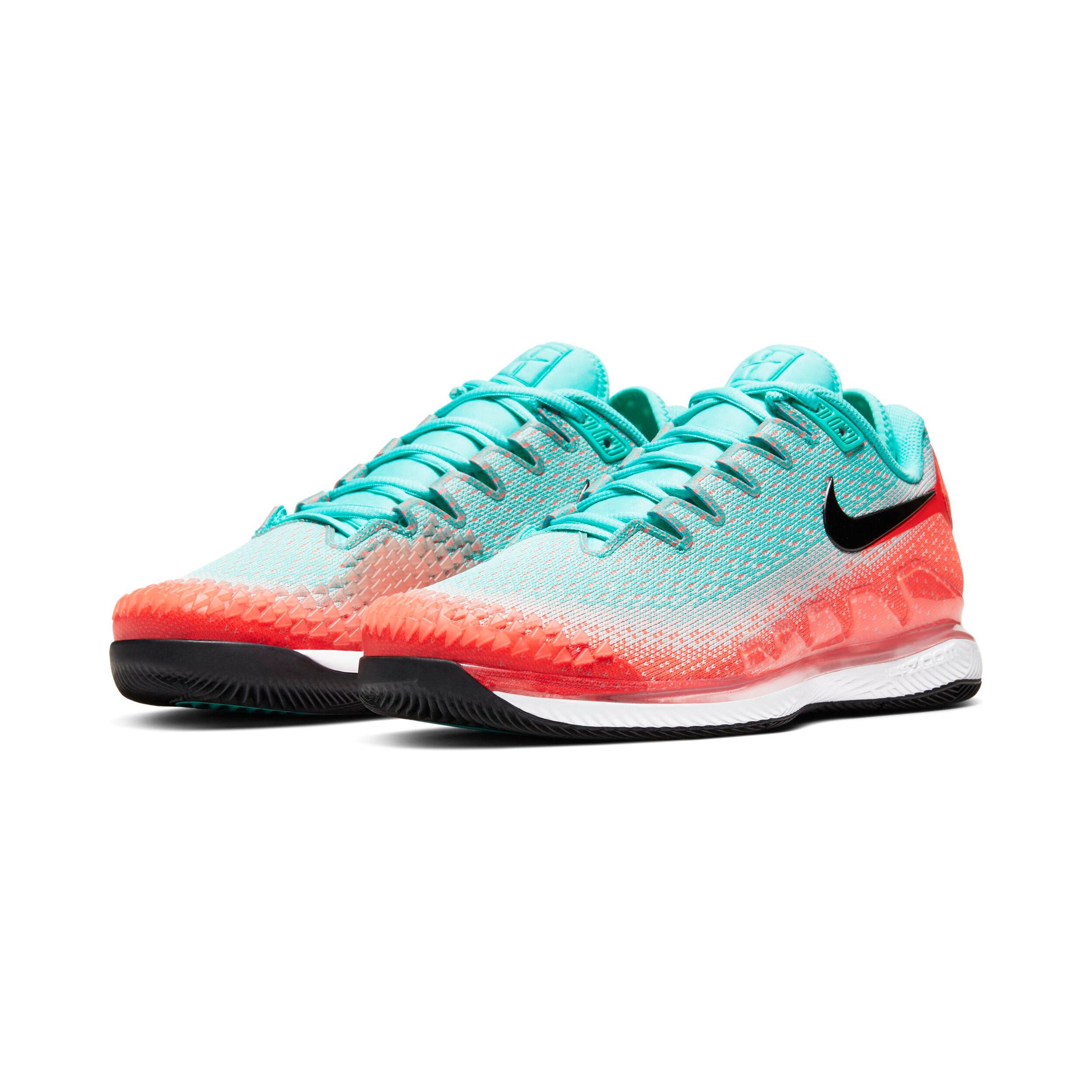 buy Nike Air Zoom Vapor X Knit All Court Shoe Men - Turquoise ...