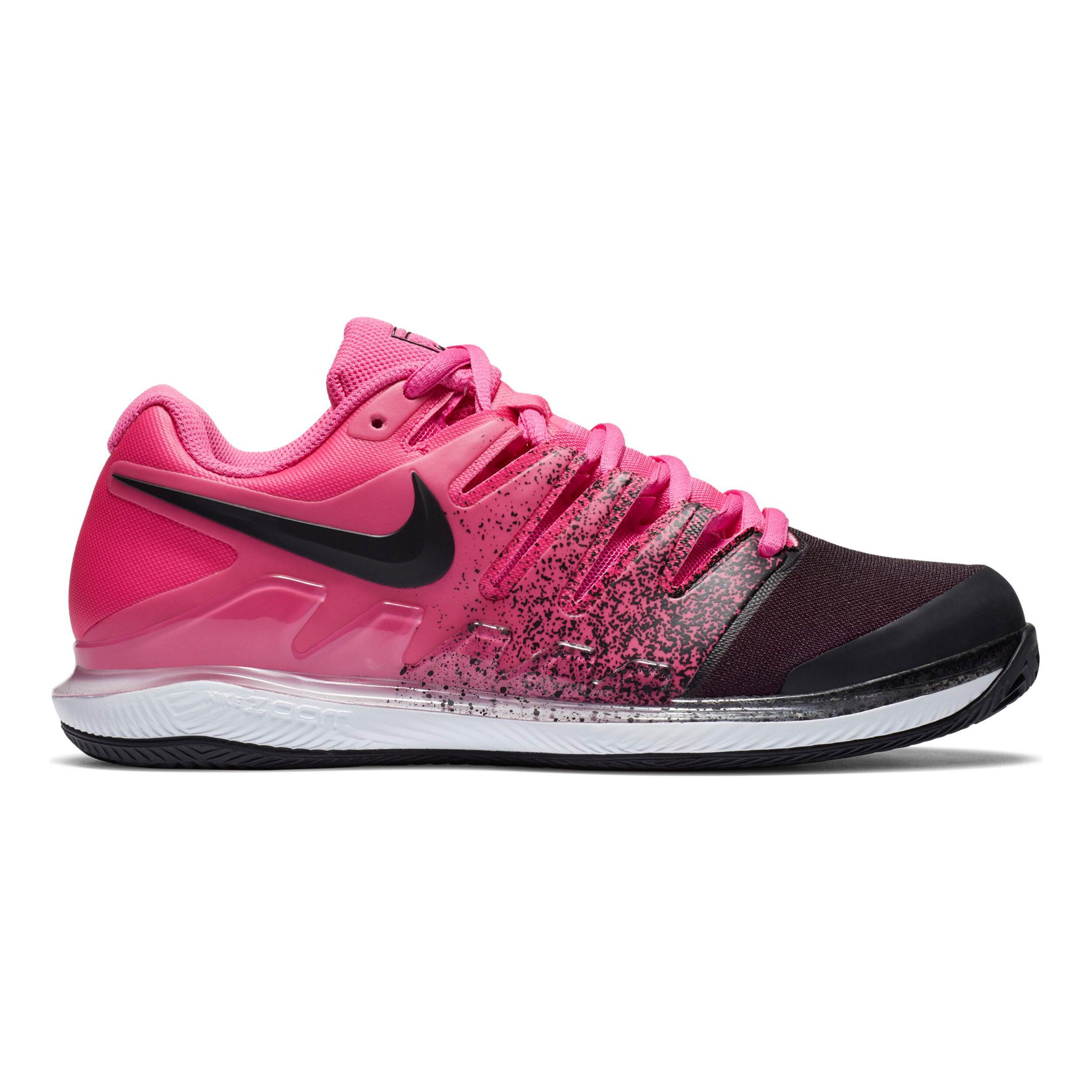 buy Nike Air Zoom Vapor X Clay Court Shoe Women - Pink, Black ...