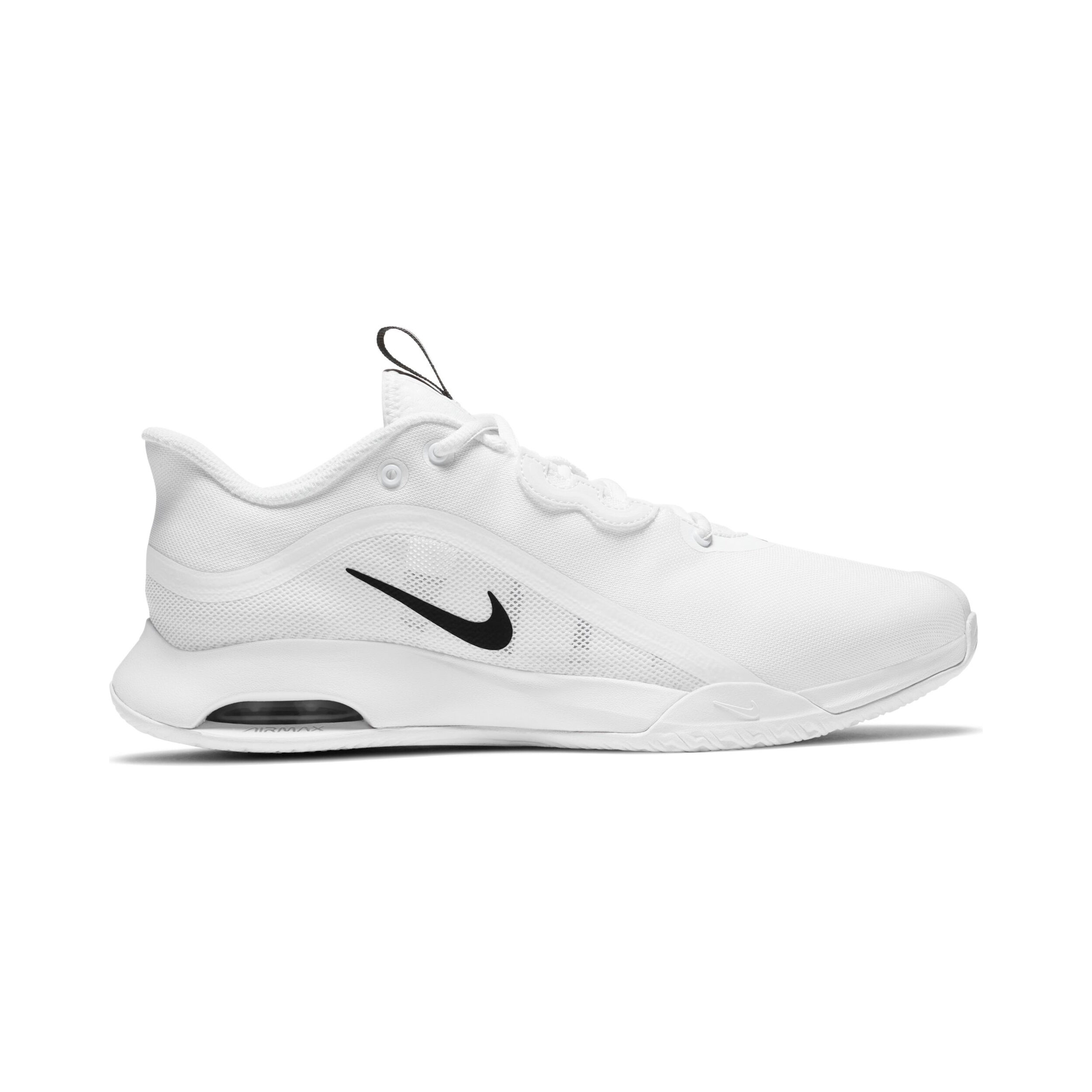 buy Nike Air Max Volley All Court Shoe Men - White, Black online ...