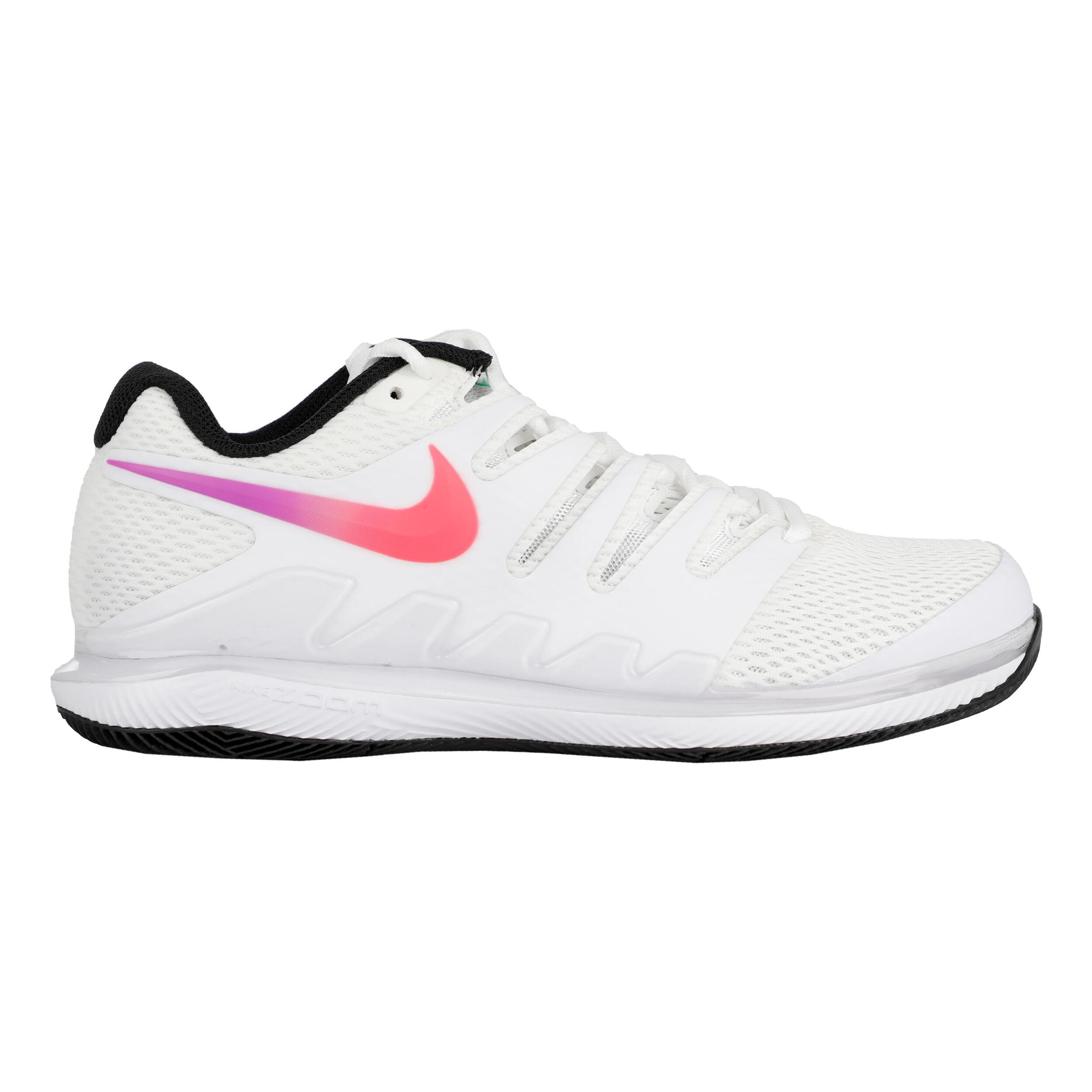 buy Nike Air Zoom Vapor X HC All Court Shoe Men - White, Black ...