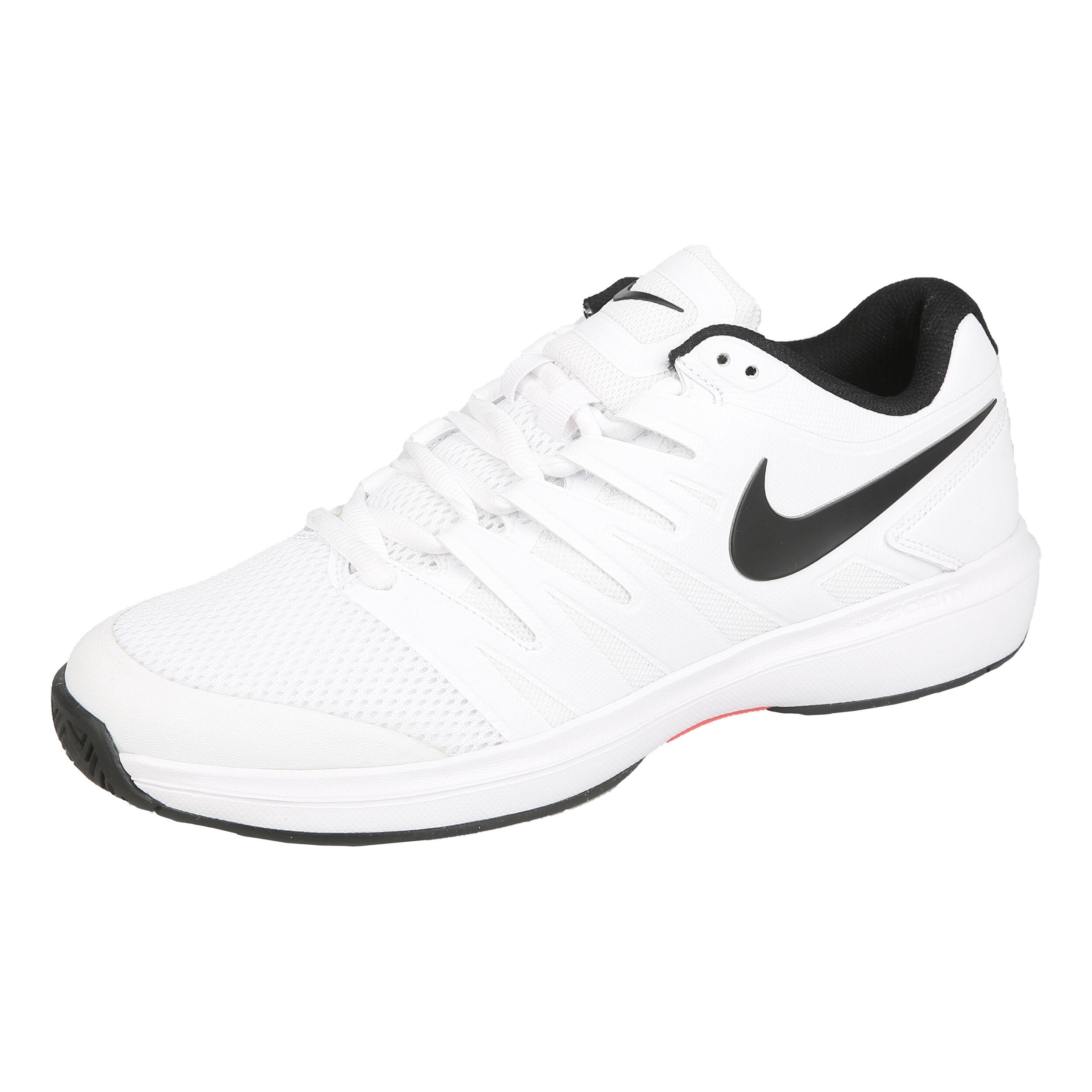 buy Nike Air Zoom Prestige HC All Court Shoe Men - White, Black ...