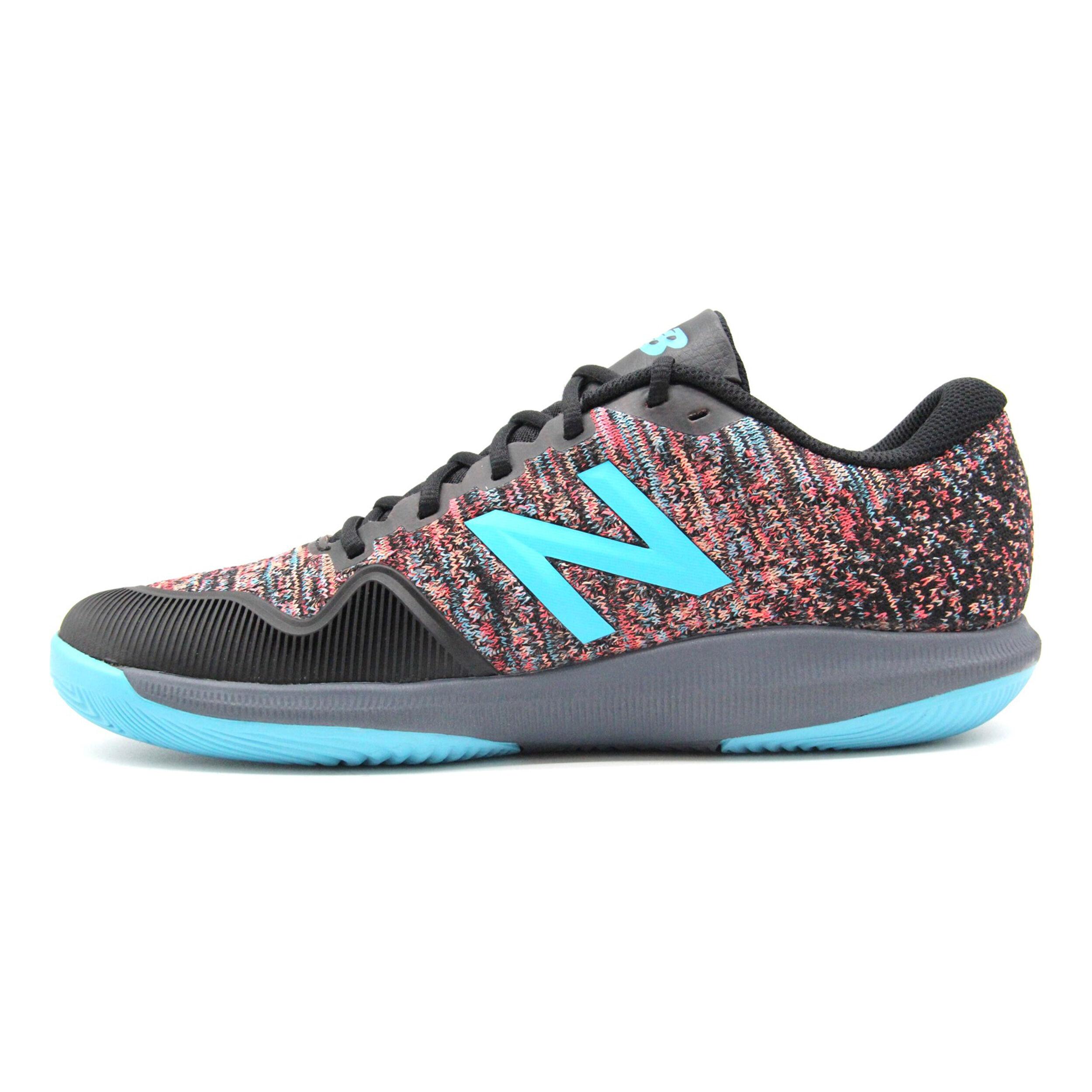 buy New Balance 996 V4 All Court Shoe Men - Black, Multicoloured ...